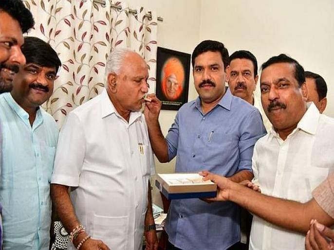 Karnataka Bypolls: BJP Win In The Karnataka Bypolls   Karnataka Bypolls: भाजपचा कर्नाटकी विजय!