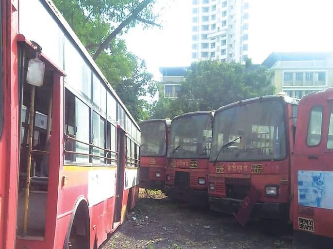 Inquire of 'those' officers; Annoyed about the condition of the bus | 'त्या' अधिकाऱ्यांची चौकशी करा;बसच्या दुरवस्थेबाबत सदस्य संतप्त