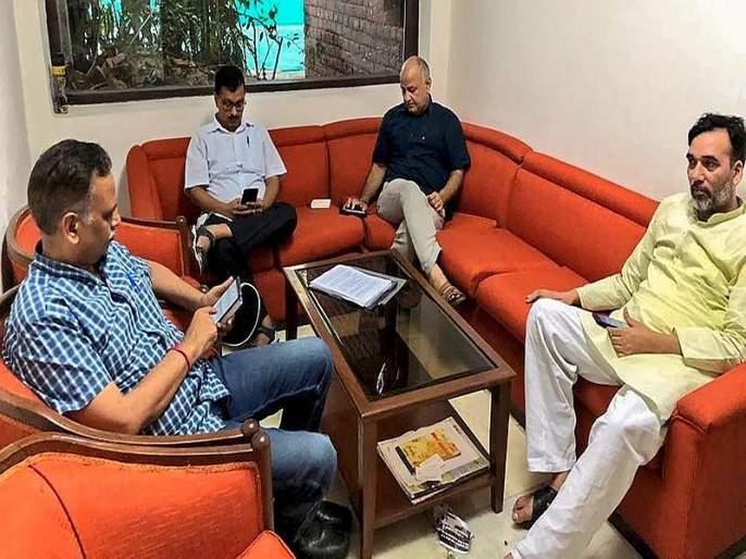 More Than 50 Lakhs Spent On Treatment Of Kejriwal And His Ministers In 4 Years | केजरीवाल आणि त्यांच्या मंत्र्यांच्या उपचारांसाठी 50 लाखांहून अधिक खर्च