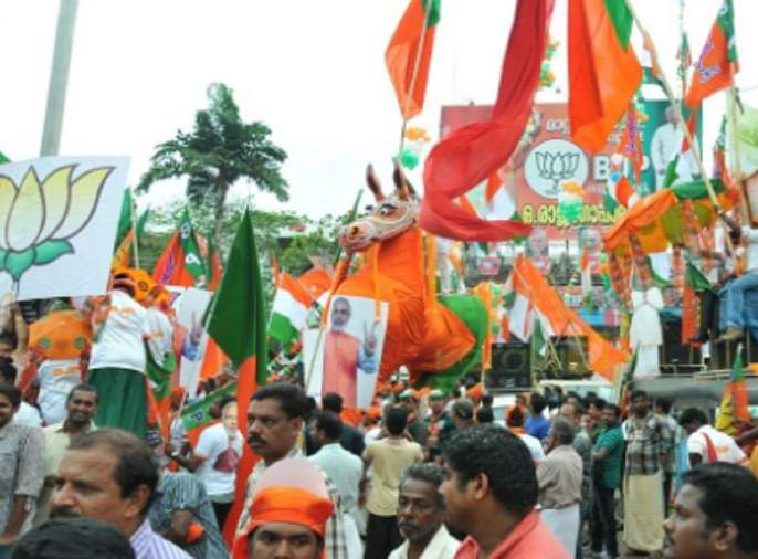 Left again in Kerala, Ghamasan in Congress | केरळमध्ये पुन्हा डावे, काँग्रेसमध्येच घमासान
