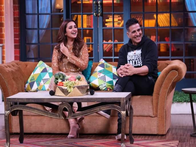 Akshay Kumar scared of twinkle khanna confesses in the kapil sharma show   अक्षय कुमार सर्वात जास्त घाबरतो या व्यक्तीला... द कपिल शर्मा शो मध्ये त्यानेच दिली कबुली