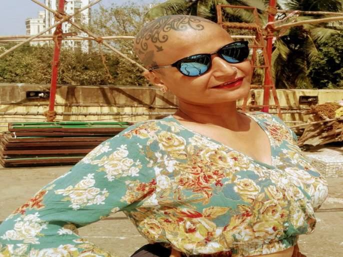 Women's 'bald' is unacceptable to society: Ketaki Jani | बाईचे 'टक्कल' समाजाला न पचणारे : केतकी जानी