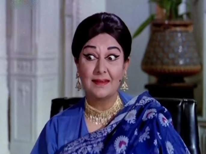 Manorama On Death Anniversary Veteran Actress Comedian, Beloved Chachi Of Seeta Aur Geeta | हेमा मालिनींच्या संपत्तीवर डोळा होता या अभिनेत्रीचा, 'चाची'च्या भूमिकेतून झाली होती लोकप्रिय