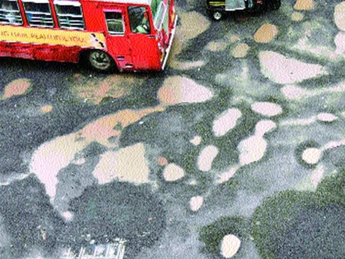 Mumbai 3 will also remain in the pits;   मुंबई २०२० मध्येही खड्ड्यांतच राहणार, रस्त्यांच्या कामाचा खेळखंडोबा