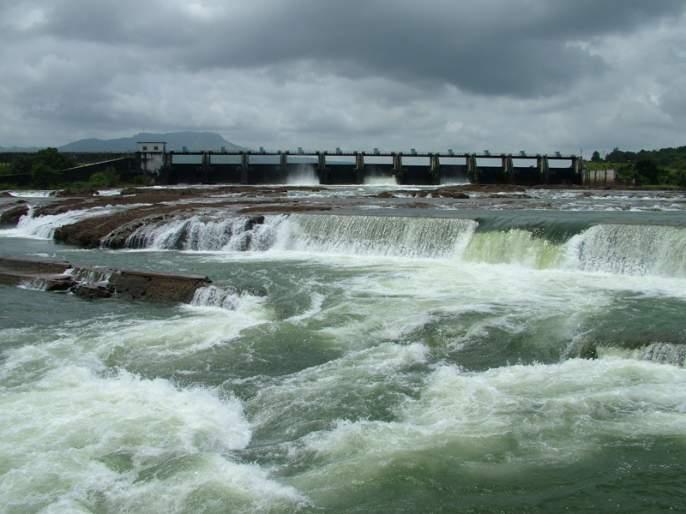 Good news for Pune people : On the way to filling all four dams | पुणेकरांसाठी खुशखबर : चारहीधरणे भरण्याच्या मार्गावर