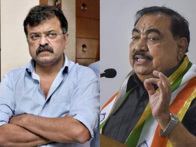 Khadse's first reaction to the news of Ajit Pawar and Jitendra Awhad's displeasure; Said ...   अजित पवार अन् जितेंद्र आव्हाडांच्या नाराजीच्या वृत्तावर खडसेंनी दिली पहिली प्रतिक्रिया; म्हणाले...