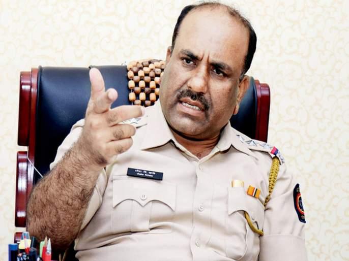 Celebrate the birthday of the criminal affected senior police inspector's post | गुन्हेगाराचा वाढदिवस साजरा करणे वरिष्ठांच्याही अंगलट