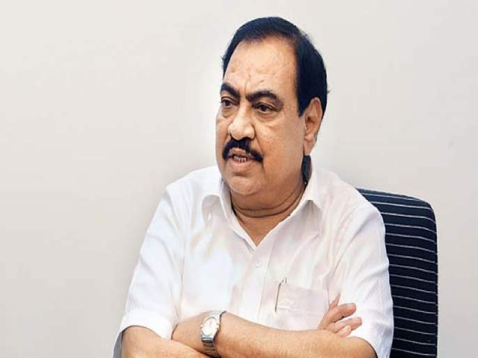 BJP will not forget the contribution of OBCs in the increase - Eknathrao Khadse | भाजप पक्ष वाढीत 'ओबीसीं'चे योगदान विसरुन चालणार नाही - एकनाथराव खडसे