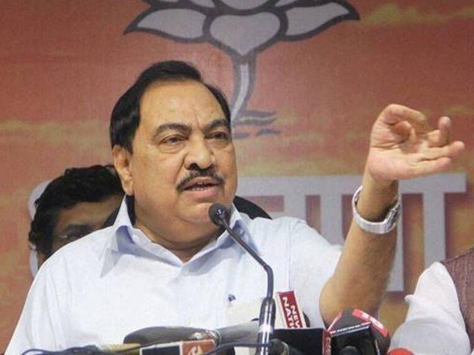The list of BJP quitters is long; But few benefited   भाजप सोडणाऱ्यांची यादी मोठी; पण काहींनाच झाला फायदा