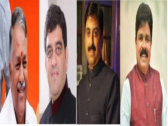 Aurangabad Lok Sabha Election 2019 live result & winner: Chandrakant Khaire VS Subhash Zambad VS imtiyaj jalil VS Harshvardhan Jadhav Votes & Results | औरंगाबाद लोकसभा निवडणूक निकाल 2019: पहिल्या फेरीनंतर इम्तियाज जलील आघाडीवर...कोण जिंकणार औरंगाबाद ?
