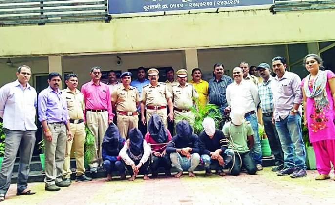 Six arrested in Dabeli seller assault case in Nagpur | नागपुरात दाबेली विक्रेत्यावर खुनी हल्ला, सहा जणांना अटक