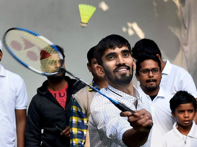 Kidambi Srikanth in the semifinals, Hong Kong Open Badminton | हाँगकाँग ओपन बॅडमिंटन, किदाम्बी श्रीकांत उपांत्यपूर्व फेरीत