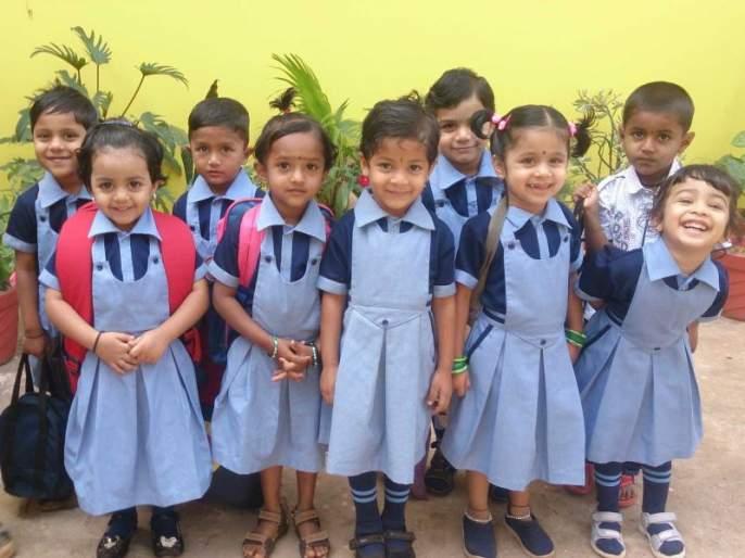 Online education for pre-primary students as well; School ferry for fee recovery | पूर्व प्राथमिकच्या विद्यार्थ्यांनाही ऑनलाईन शिक्षण ; शुल्क वसुलीसाठी शाळांचा घाट
