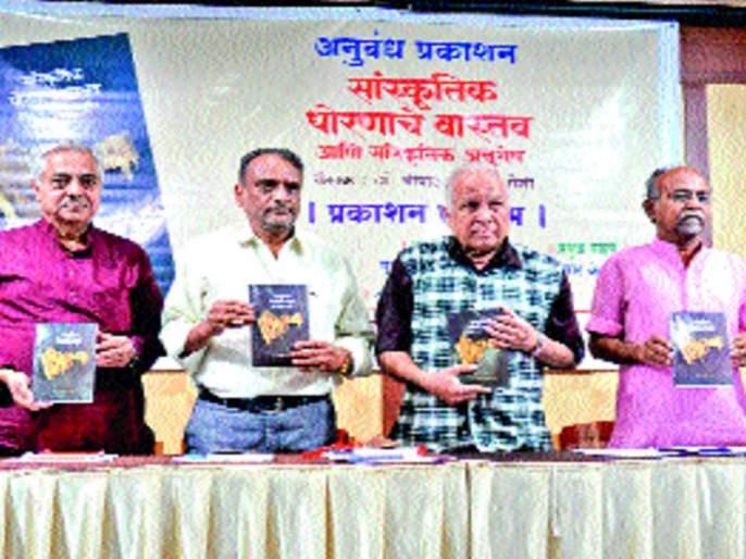 Hindu national pride hollow, deceit: Kumar Ketkar | हिंदू राष्ट्राभिमान पोकळ, ढोंगी : कुमार केतकर