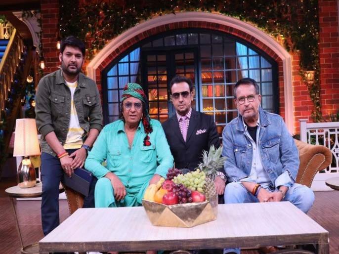 Kiran Kumar unveils his admiration for Salim Khan on The Kapil Sharm Show | 'द कपिल शर्मा शो' मध्ये किरण कुमारने सलीम खान यांच्याविषयी सांगितली ही खास गोष्ट