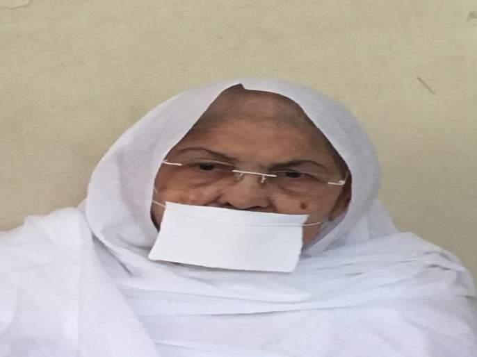 Jain sadhvi Kiran Prabhuji Maharaj dies | जैन साध्वी किरण प्रभाजी महाराज यांचे निधन