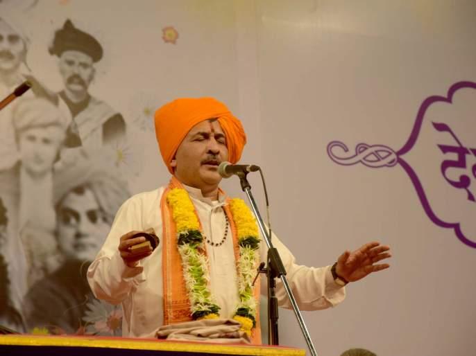Ratnagiri: Spiritual patriot, warrior sannyasin famously named Vivekananda: Aflebuwa | रत्नागिरी : आध्यात्मिक राष्ट्रभक्त, योद्धा संन्याशी असा नावलौकिक विवेकानंदांनी मिळवला : आफळेबुवा