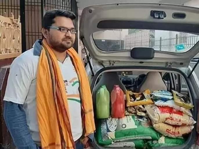 Kishor Kant, who ran 'Roti Bank' for the poor, dies; Corona was diagnosed two days ago | गरीबांसाठी 'रोटी बँक' चालवणाऱ्या किशोर कांत यांचं निधन; दोन दिवसांपूर्वी कोरोनाचं झालं होतं निदान