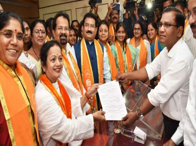 corporator kishori pednekar will be next mumbai mayor from shivsena   मुंबई महापौरपदासाठी शिवसेनेकडून किशोरी पेडणेकर