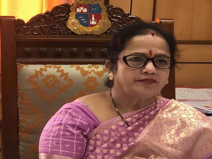 CoronaVirus News : Mumbai Mayor Kishori Pednekar's elder brother dies due to corona   CoronaVirus News : मुंबईच्या महापौर किशोरी पेडणेकर यांच्या मानलेल्या भावाचा कोरोनामुळे मृत्यू