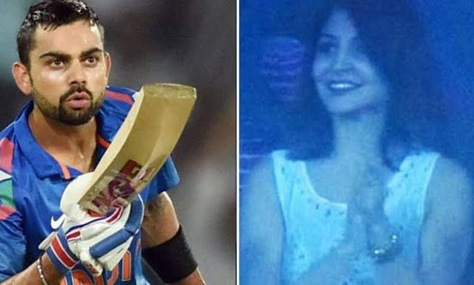 India vs West Indies: Virat Kohli gives wedding anniversary gift on the field, watch video | India vs West Indies : विराट कोहलीने मैदानातच दिले लग्नाच्या वाढदिवसाचे गिफ्ट, केलं असं काही