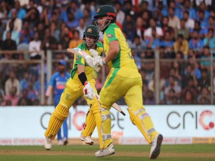India vs Australia, 1st ODI : Mumbai's Makar Sankranti festival celebrations led to an unusual delay in the first match | India vs Australia : असं भारतातच घडू शकतं; ...म्हणून पहिल्या सामन्यात व्यत्यय!
