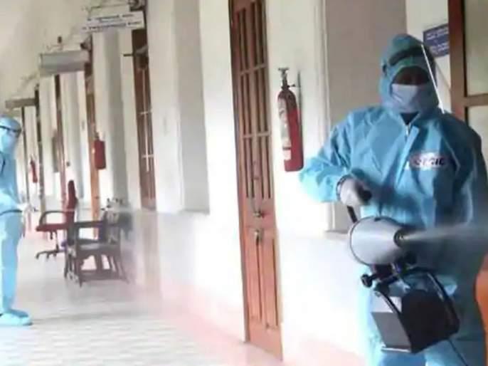 Corona to 10 employees in a dark hotel | Corona Virus: अंधेरीत हॉटेलमध्ये १० कर्मचाऱ्यांना कोरोना