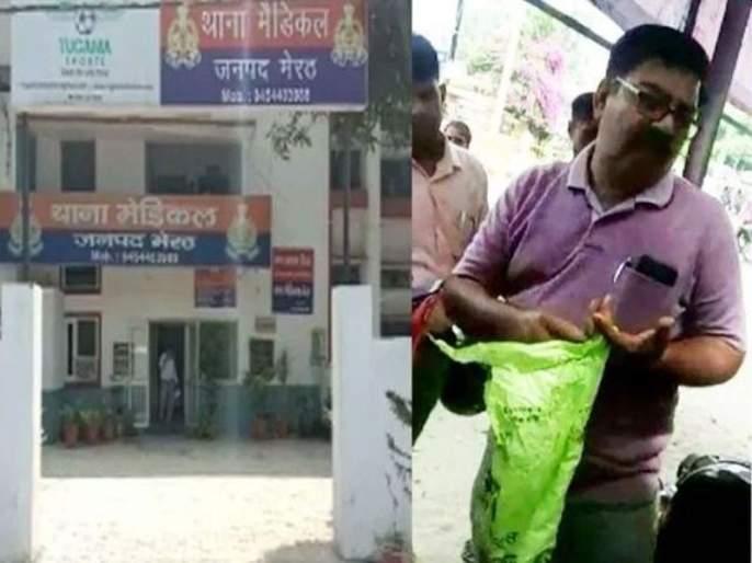 traffic police fined junior engineer for traffic rule violations he cut electricity of related police station | वाहतूक पोलिसांनी दंड केला म्हणून संतापलेल्या म्हणून त्याने घेतला 'असा' बदला