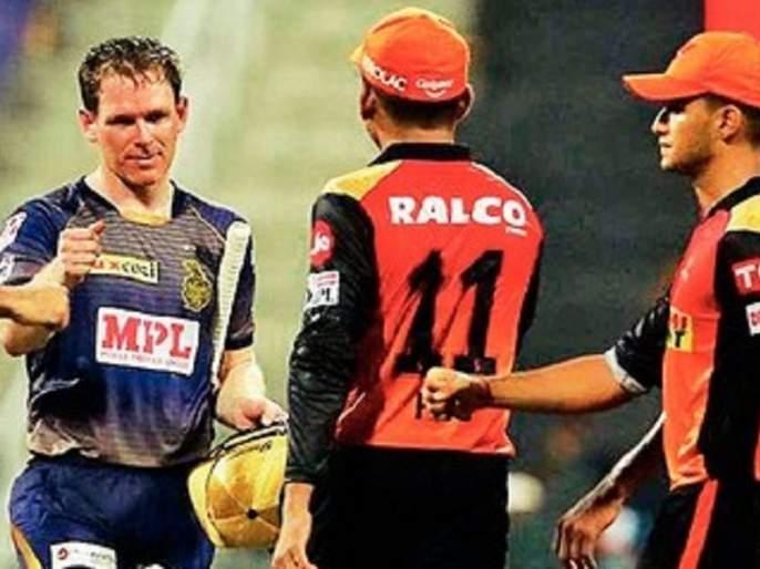 IPL 2021: Today's match; Sunrisers challenge KKR | IPL 2021: आजचा सामना;'केकेआर'पुढे सनरायझर्सचे आव्हान
