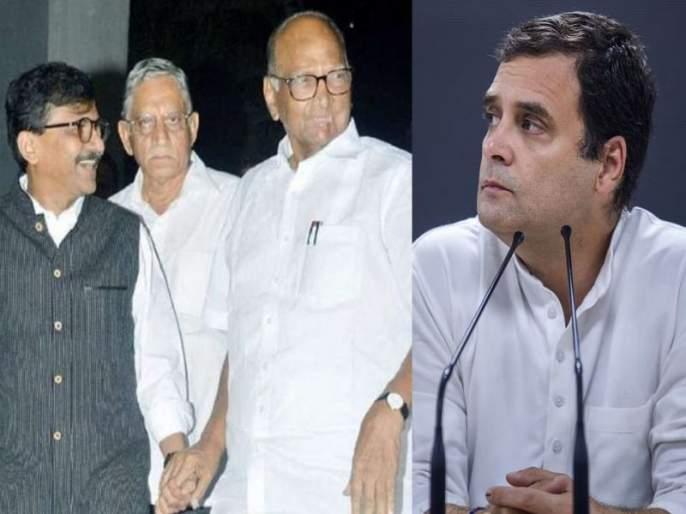 Shiv Sena leader Sanjay Raut said that Sharad Pawar is a great leader in the country | शरद पवारांचं वक्तव्य कोणत्याही नेत्यानं मार्गदर्शनाचे बोल म्हणून स्वीकारले पाहिजे: संजय राऊत