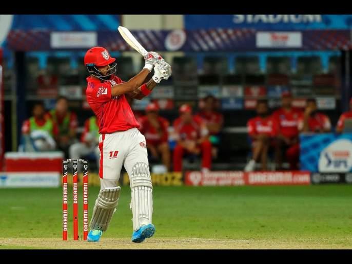 MI vs KXIP Latest News : KL Rahul become the first batsman to complete 500 runs in IPL 2020 including 5 fifty and 1 hundred   MI vs KXIP Latest News : विराट, रोहित यांच्याआधी लोकेश राहुलनं मिळवला पहिला मान; IPL 2020 ठरतोय 'हिट'!