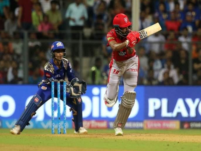 MI vs KXIP, IPL 2018 LIVE UPDATE: Yuvraj Singh returns to Punjab team   MI vs KXIP, IPL 2018 LIVE UPDATE : वानखेडेवर मुंबई-पंजाब सामन्याचा कसा रंगला थरार... पाहा हा व्हीडीओ