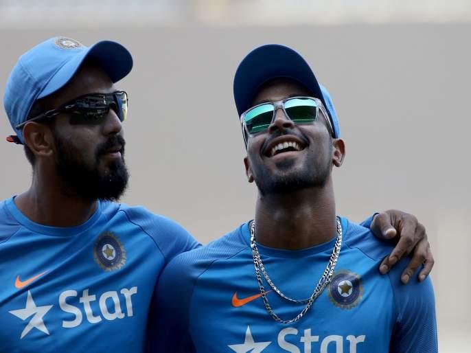 ICC World Cup 2019: KL Rahul and Hardik Pandya can miss world cup 2019, koffee with karan 6 saga | ICC World Cup 2019 : राहुल, पांड्याला मिळालं वर्ल्ड कप तिकीट, पण 'कॉफी'मुळे पडू शकते 'विकेट'!