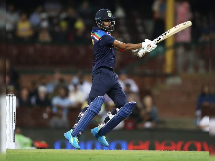 India vs Australia : It Will Be Nice If He Gets Injured For A Long Time: KL Rahul On David Warner's Injury | India vs Australia : डेव्हिड वॉर्नरची दुखापत दीर्घकाळ कायम राहिल्यास उत्तमच - लोकेश राहुल