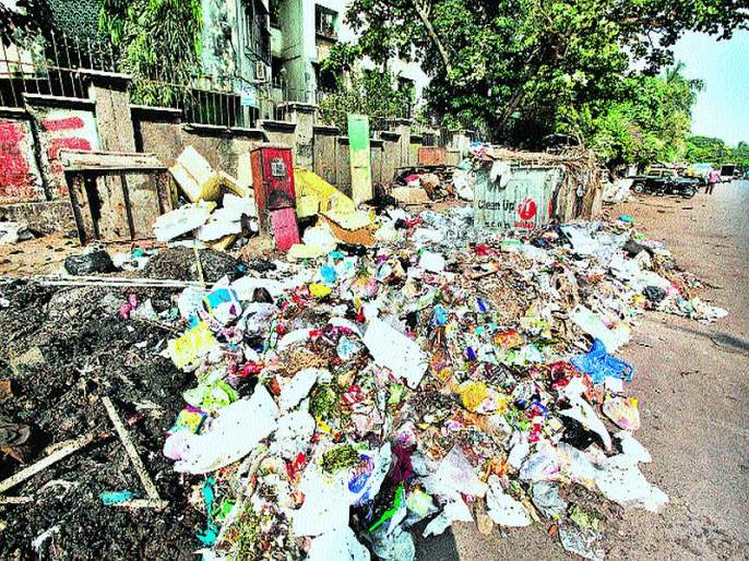 Waste management benefits two societies; Property tax exemptions | कचरा व्यवस्थापनाचा दोन सोसायट्यांना लाभ; मालमत्ता करात सवलत