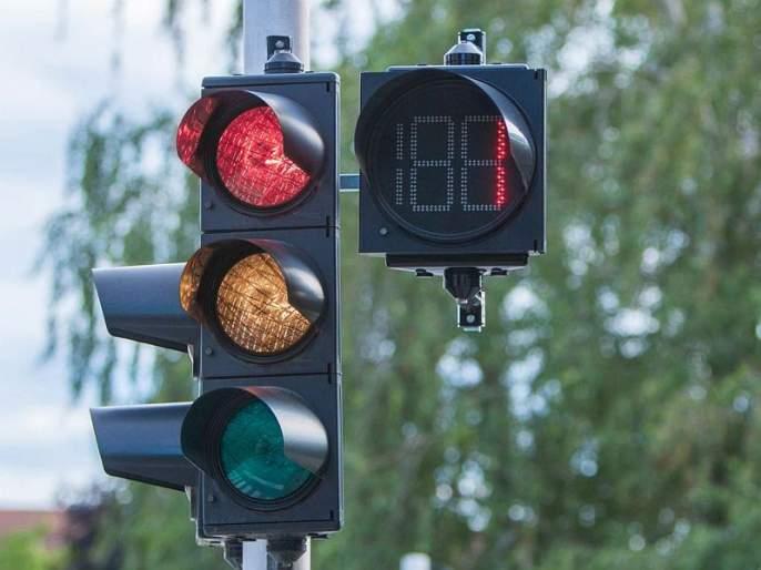 Western Highway will be signalless; One hundred crores expense | पश्चिम द्रुतगती महामार्ग होणार सिग्नलविरहित; 100 कोटींचा खर्च