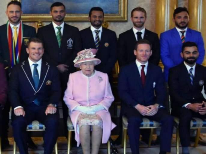 Inauguration ceremony of the royal family was inaugurated | शाही परिवाराच्या उपस्थितीत पार पडला उद्घाटन सोहळा