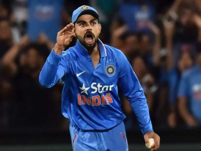 Rahul Dravid explains what makes Virat Kohli standout from other cricketers | ...म्हणून कोहली जगातील अन्य फलंदाजांपेक्षा वेगळा, सांगतोय राहुल द्रविड