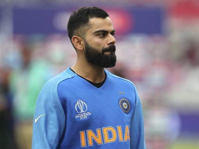 ICC World Cup 2019: Virat Kohli feels IPL-style playoffs instead of semi-finals can be an option | ICC World Cup 2019 : वर्ल्ड कप स्पर्धा आता आयपीएल फॉरमॅटमध्ये खेळवा, विराट कोहलीचा पर्याय
