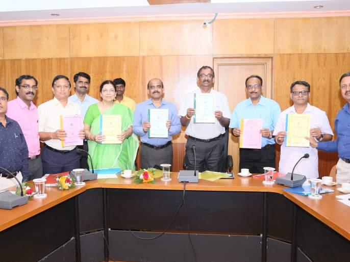 Konkan Agricultural University has a Memorandum of Understanding with the Centers of Agriculture Council | कोकण कृषी विद्यापीठाचा कृषी परिषदेच्या केंद्रांसोबत सामंजस्य करार