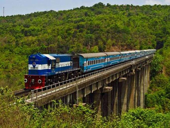 630 employees patrol the Konkan Railway | कोकण रेल्वेवर ६३० कर्मचाऱ्यांची गस्त