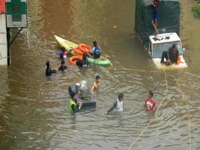 Structural audit of buildings in flood affected areas will take place | पूरग्रस्त भागातील इमारतींचे स्ट्रक्चरल ऑडिट होणार