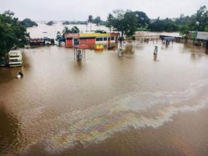 Eight-day ritual will be given to flood victims: Deepak Mhaisekar | पूरग्रस्तांना देणार आठ दिवसांचा शिधा : दीपक म्हैसेकर