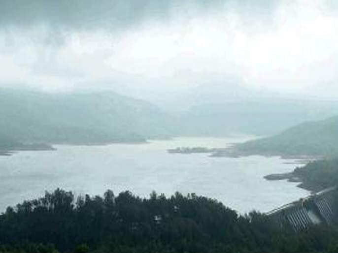 Re-discharge from Koyna Dam | कोयना धरणातून वीजगृहातून पुन्हा विसर्ग सुरू
