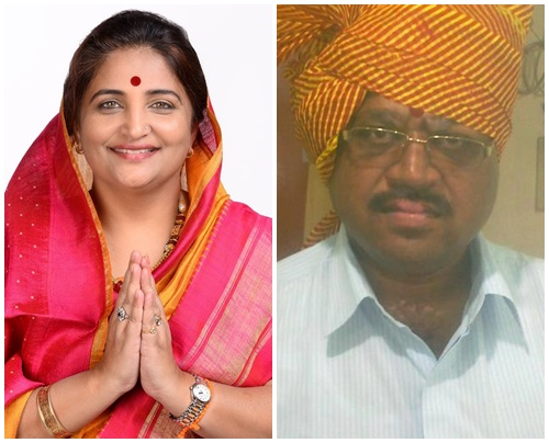 maharashtra assembly election 2019 Radhakrishna Vikhe Patil sister law contest assembly election in kopargaon   Vidhan Sabha 2019: भाजप उमेदवाराला विखेंच्या मेहुण्याचे आव्हान