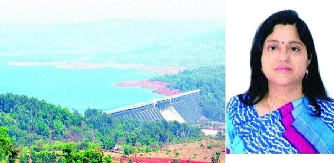 Low water reservoir in the dam; If the rain is long, the situation is serious | जिल्ह्यातील धरणांत नीचांकी पाणीसाठा ; पाऊस लांबला तर परिस्थिती गंभीर