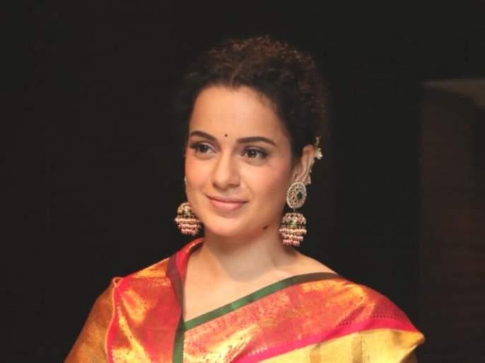 Kangana Ranaut's 'Manikarnika Returns' stuck in controversy, actress accused of theft | कंगना राणौतचा 'मणिकर्णिका रिटर्न्स' अडकला वादाच्या भोवऱ्यात, अभिनेत्रीवर चोरीचा आरोप