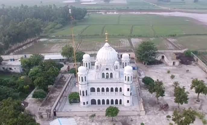 Pakistan's plot: Terrorist base in Kartarpur Gurdwara district | पाकिस्तानचे कारस्थान : कर्तारपूर गुरुद्वाराच्या जिल्ह्यात दहशतवादी तळ