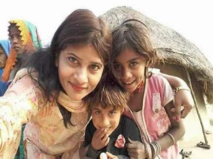 Hindu women Krishna Kumari Kolhun made history in Pakistan   हिंदू महिलेनं पाकिस्तानमध्ये घडवला इतिहास, पाकिस्तानच्या राजकारणात असे कधीच झाले नाही!