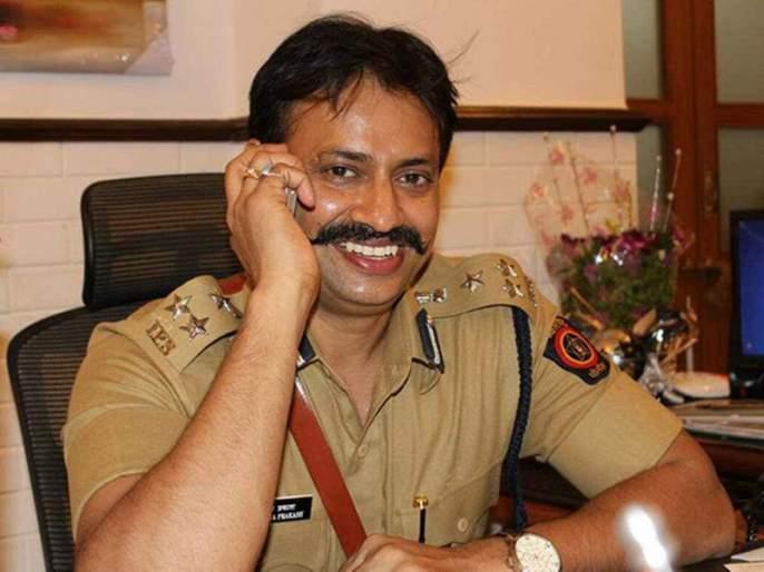 'Cluster' for security of ATMs, jewellers shops in Pimpri Chinchwad: Commissioner of Police Krishna Prakash   पिंपरी चिंचवडमधील एटीएम, ज्वेलर्स दुकानांच्या सुरक्षेसाठी 'क्लस्टर' : पोलीस आयुक्त कृष्ण प्रकाश